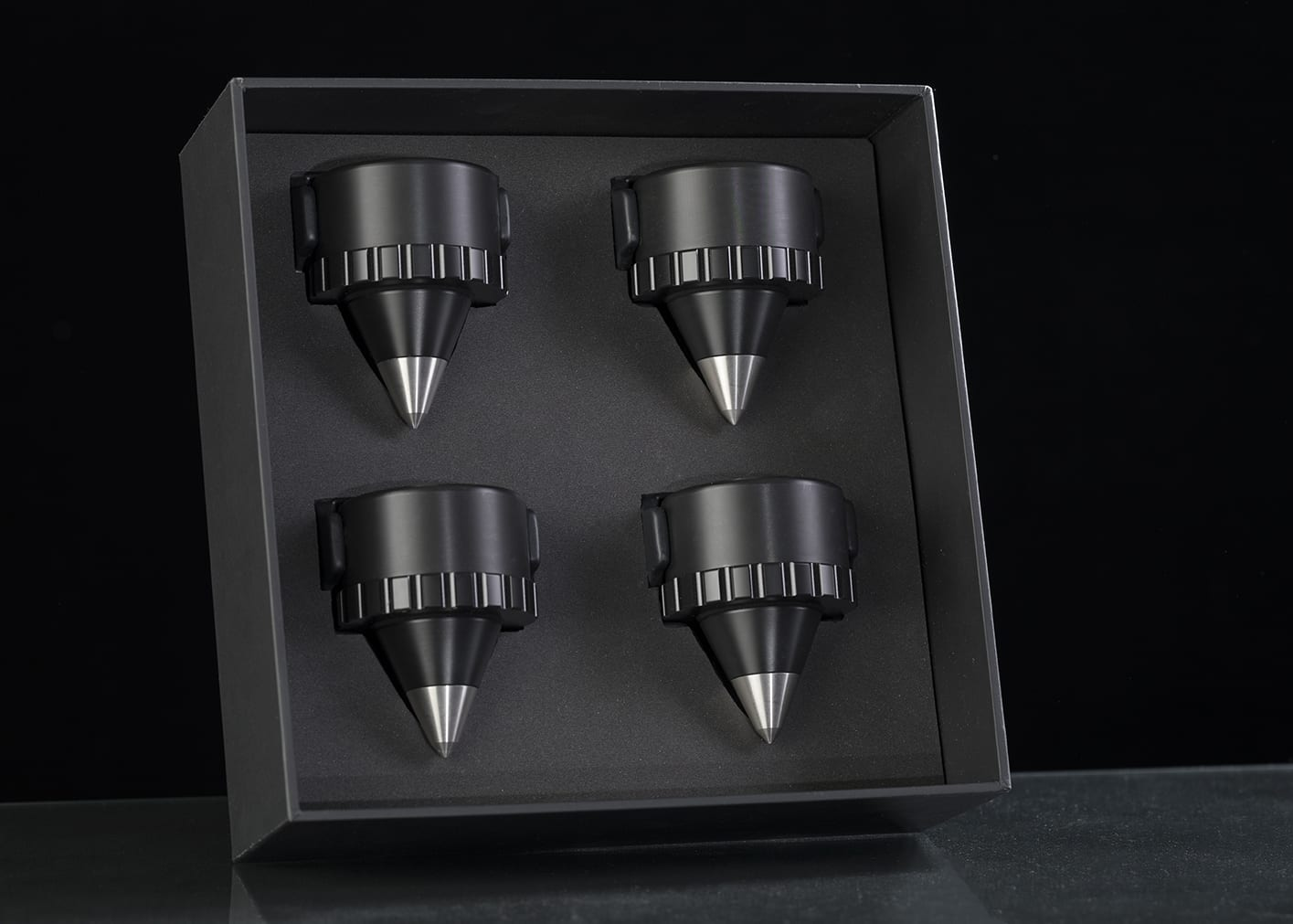 Gryphon Audio of Denmark Releases the Atlas Spikes