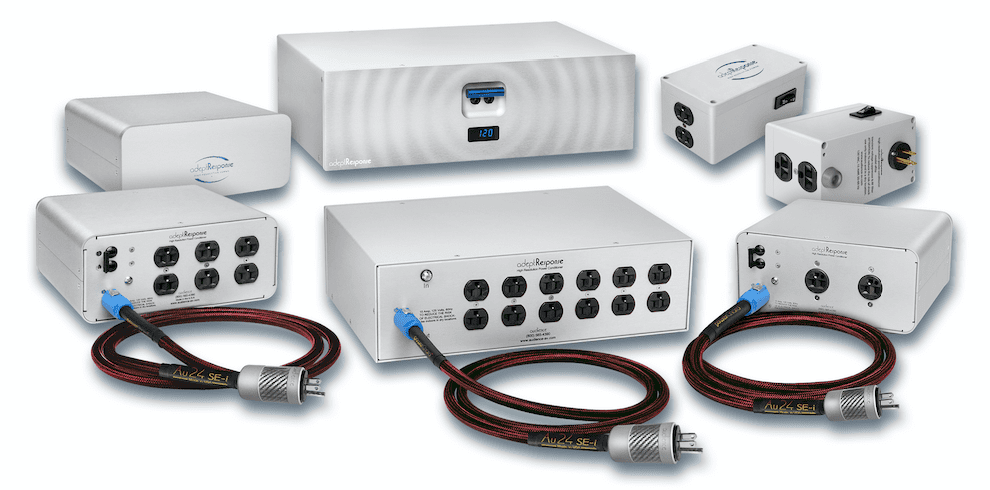 Audience Now Shipping Its New adeptResponse T4 and T3 Upgraded Power Conditioners