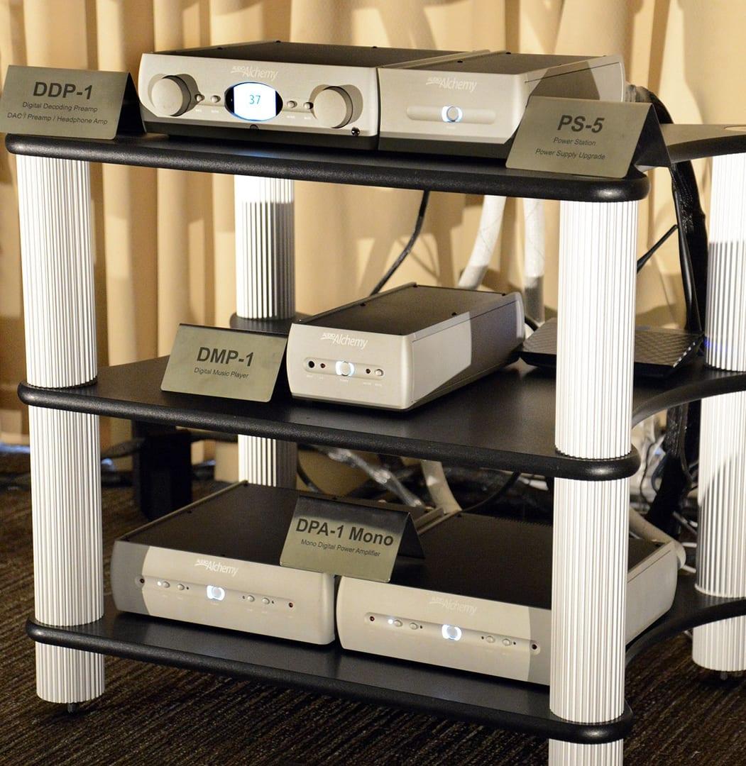 AXPONA 2016: Electronics $20k and Under