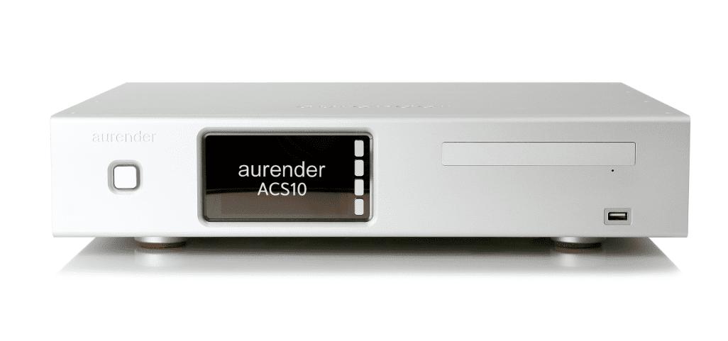 Aurender ACS10 Music Server/Streamer/CD Ripper/HDD Storage
