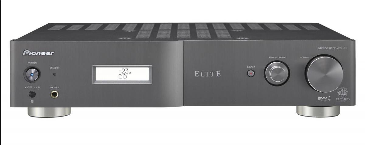 Pioneer Elite SX-AC-J Stereo Receiver & PD-D6-J SACD/CD Player