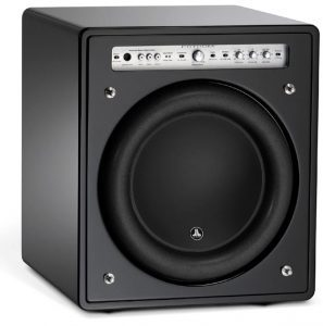 JL Audio Fathom f112 and f113 Powered Subwoofers