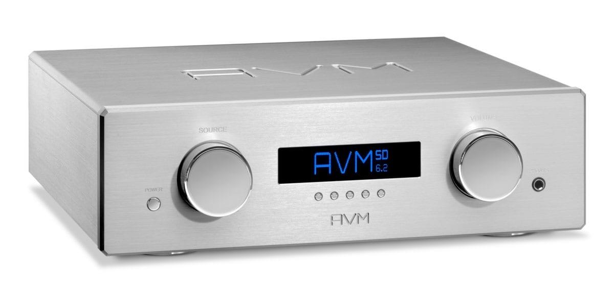 AVM Ovation SD 6.2 Preamplifier/DAC