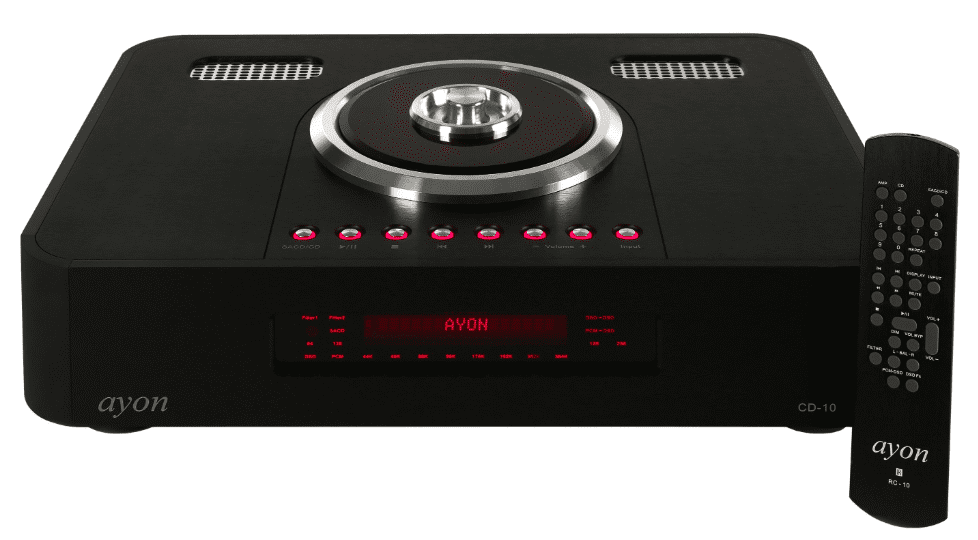 Ayon Audio CD-10 Signature  CD/SACD Player