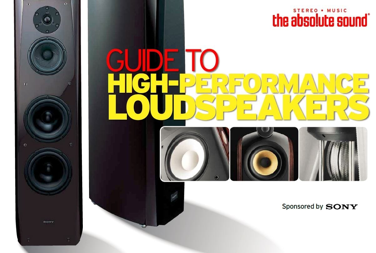 The Absolute Sound Guide to High-Performance Loudspeakers 2013 Released for Download