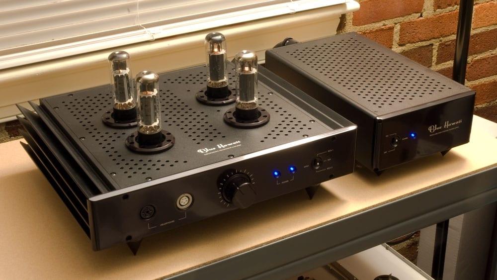 HeadAmp Blue Hawaii SE Electrostatic Headphone Amplifier (Playback 56)