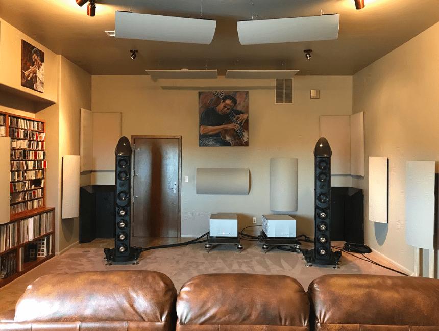 Building a Listening Room