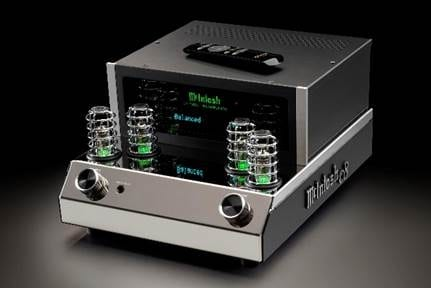 Mcintosh Announces MC830 Solid State Amplifier and C8 Vacuum Tube Preamplifier