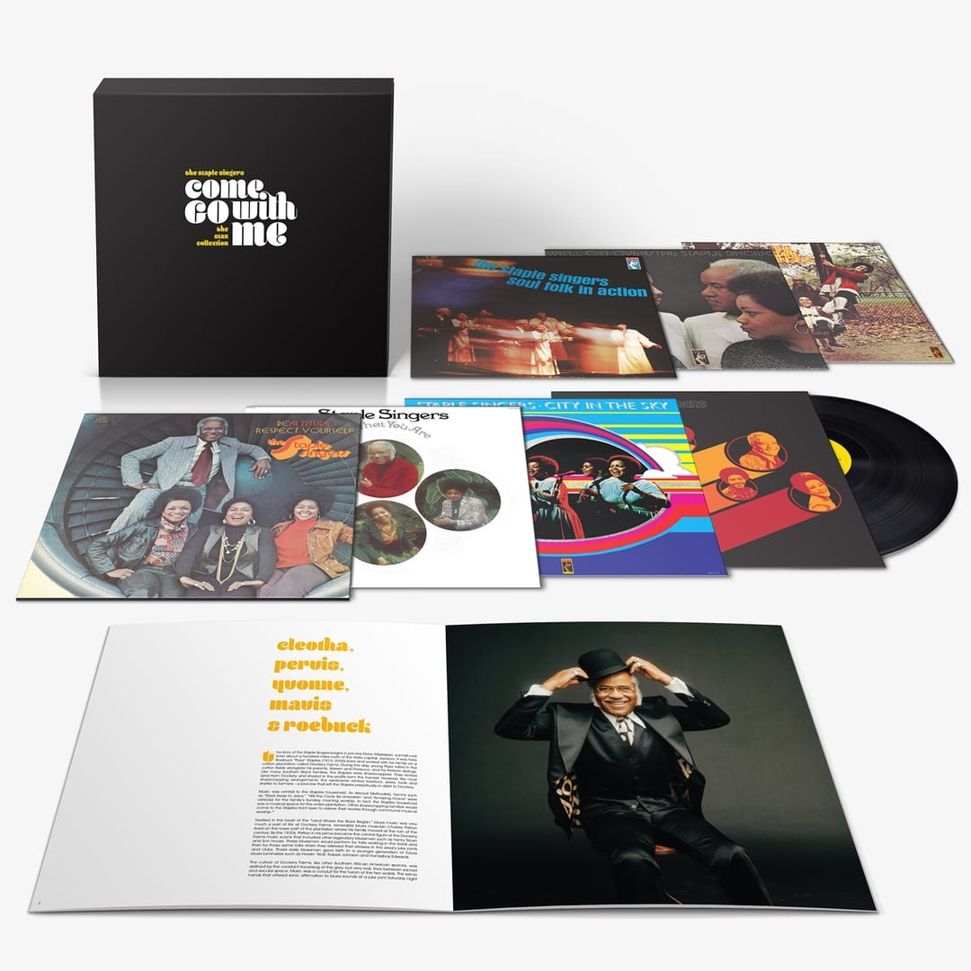 Come Go with Me: The Stax Collection