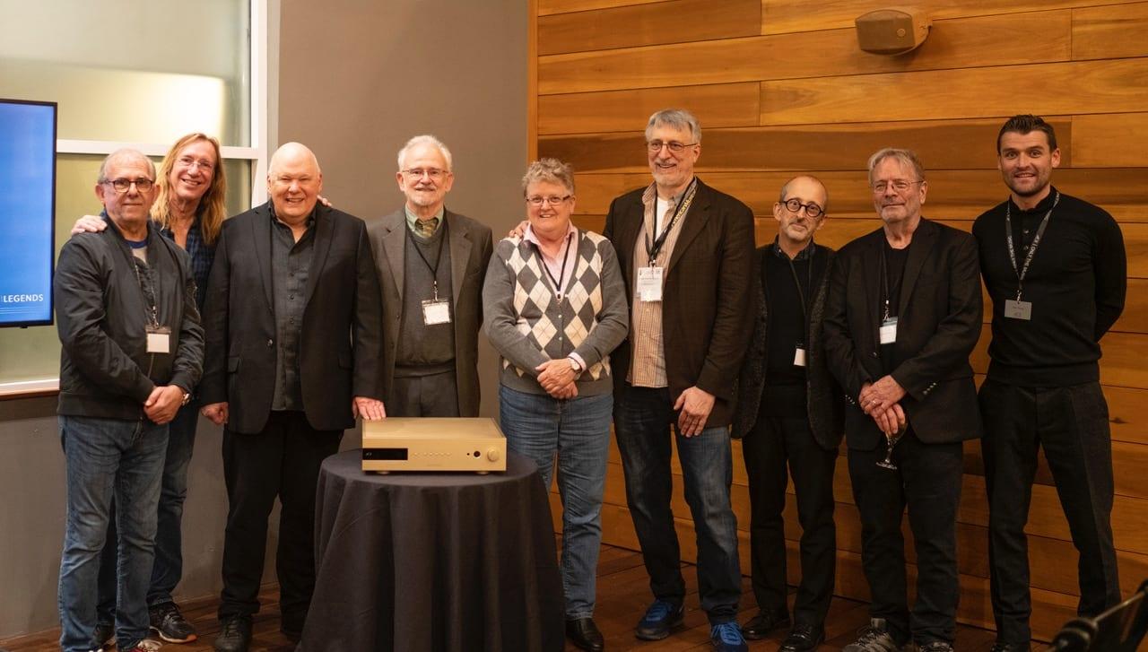 dCS Legends Award Program Unveiled Honoring Grammy Winning Engineers