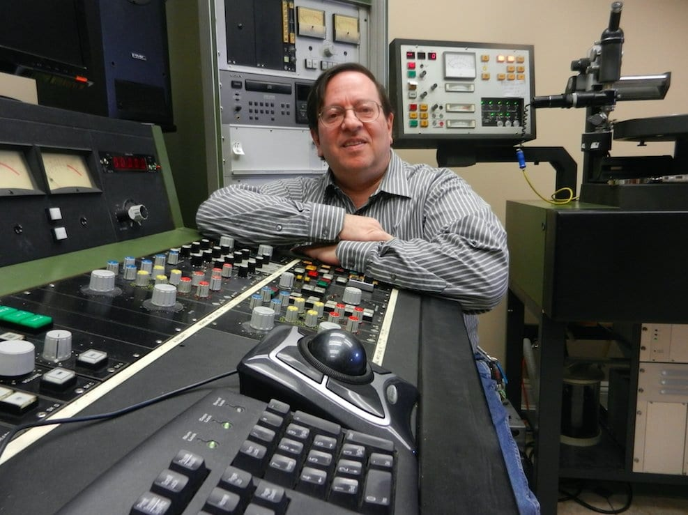 Don Grossinger and the Art of Mastering