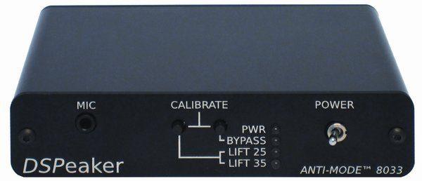 DSPeaker Anti-Mode 8033 DSP Subwoofer Equalizer (TAS 204)