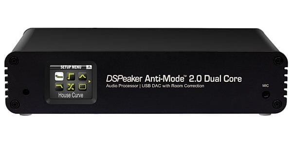 DSPeaker Anti-Mode 2.0 DualCore Digital Signal Processor