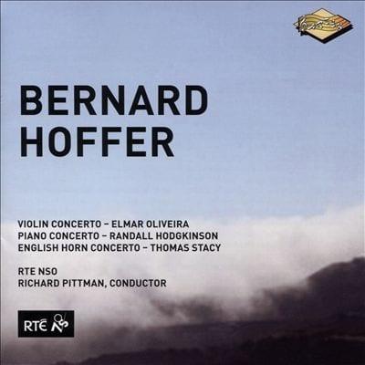 Hoffer: Violin Concerto