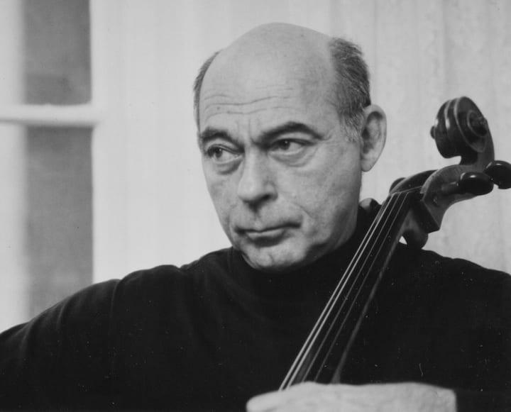 Janos Starker (July 5, 1924–April 28, 2013)