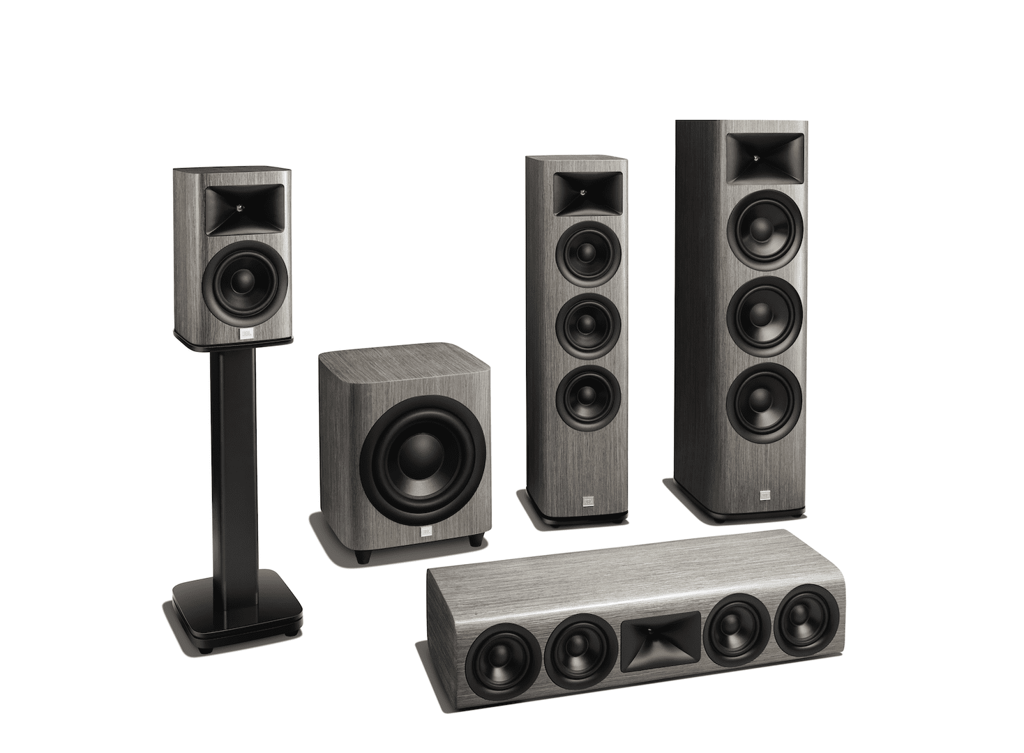 JBL's New HDI Series Delivers Exceptional Sound with Sophisticated Design