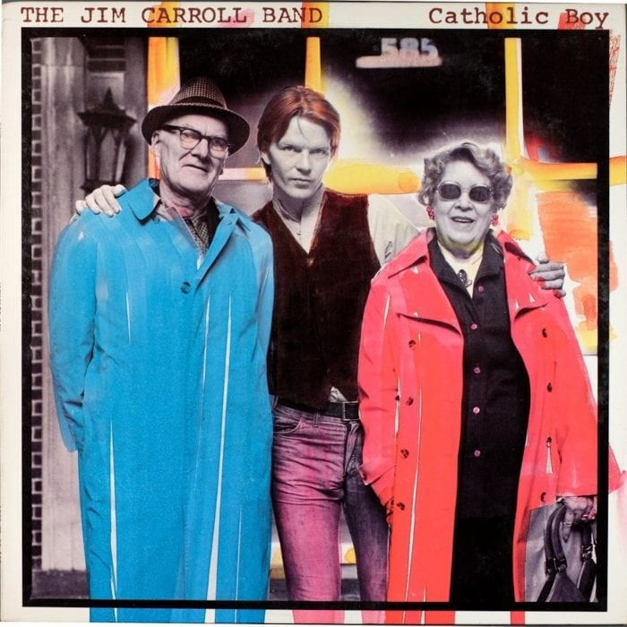 The Jim Carroll Band: Catholic Boy