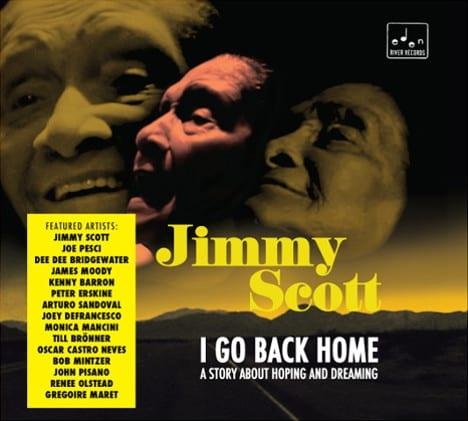 Jimmy Scott:  A Story About Hoping and Dreaming