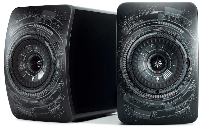 KEF LS50 Wireless Nocturne Active Loudspeaker System