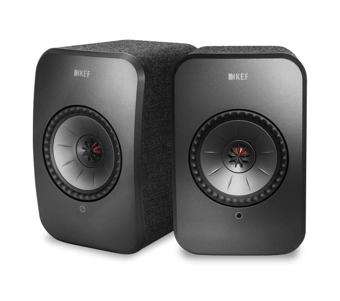 KEF LSX Wireless Streaming Loudspeaker System