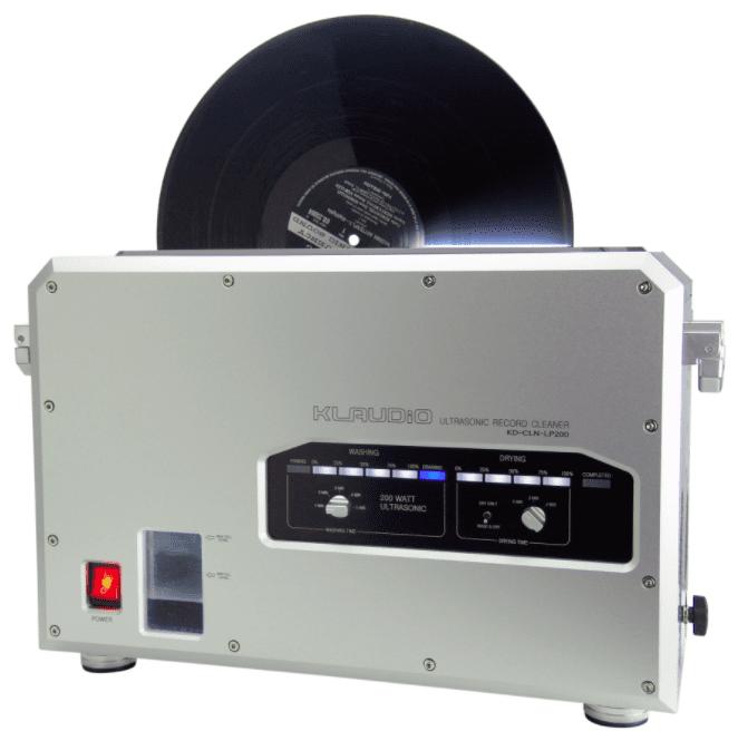 Follow Up: Klaudio KD-CLN-LP200 Ultrasonic Vinyl Record Cleaner