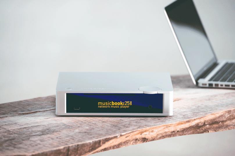 Lindemann Audio Musicbook: 25 DSD Network Music Player