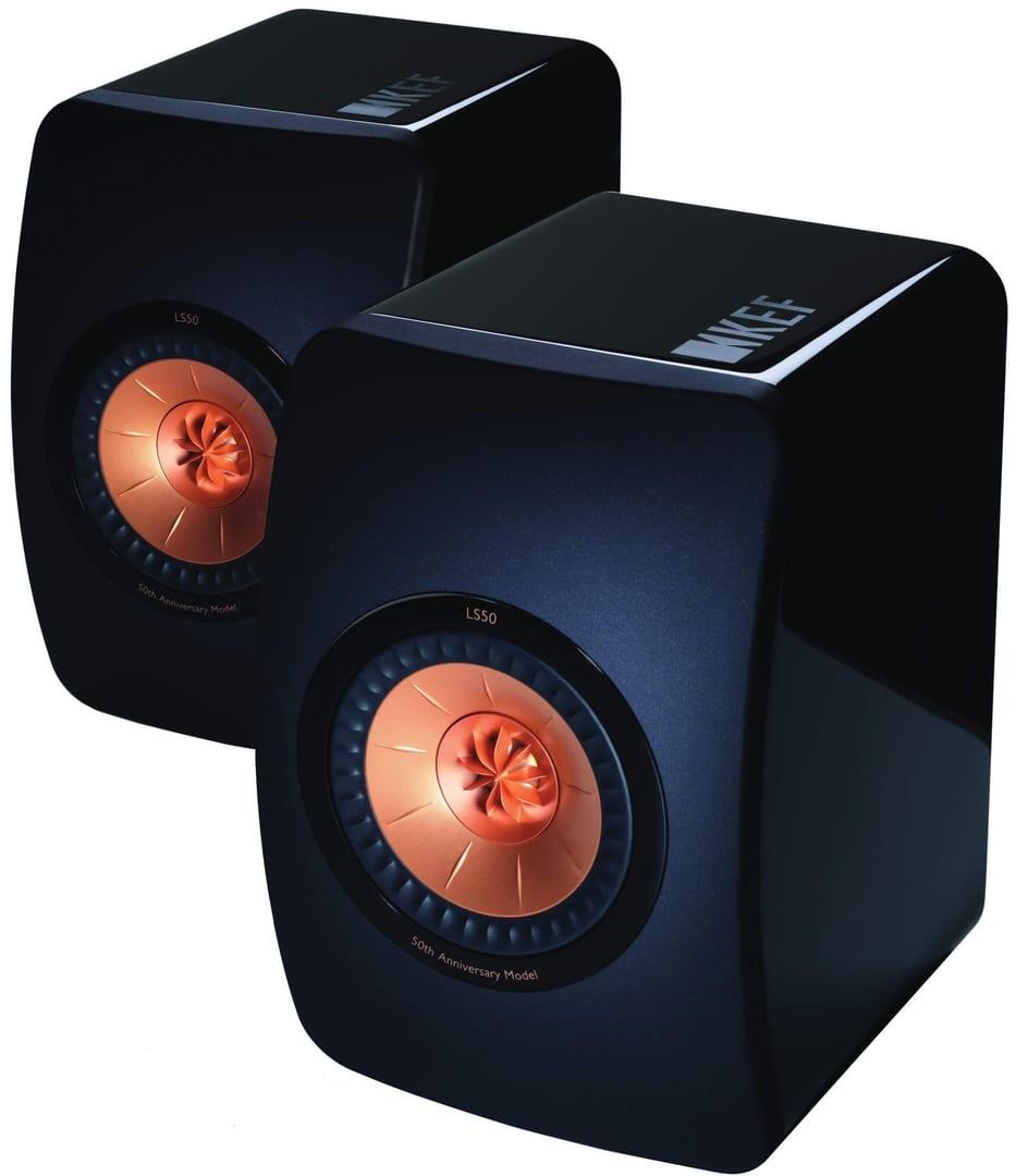 KEF LS50 Loudspeaker