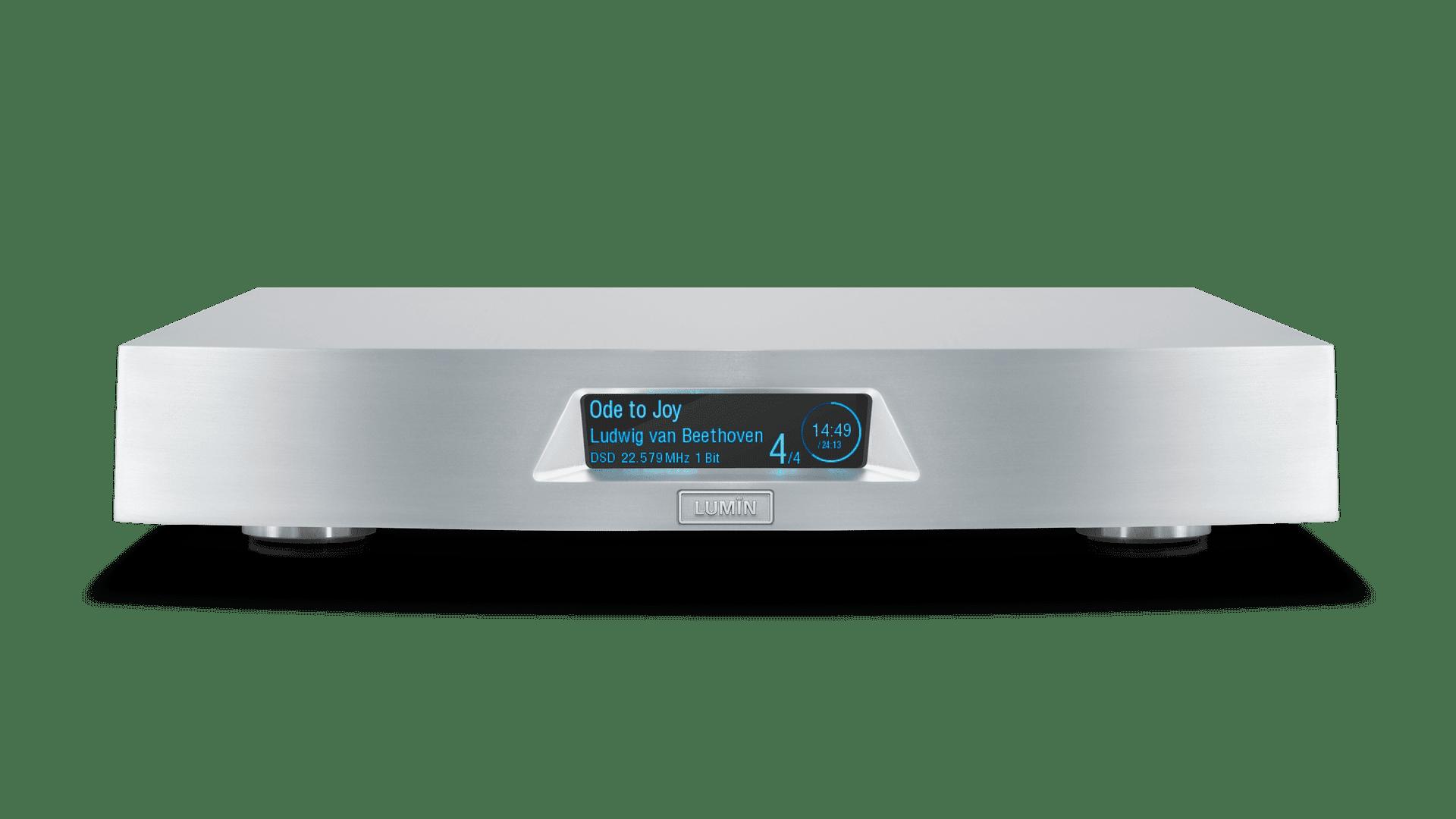 Lumin X1 Streamer/DAC/Preamp