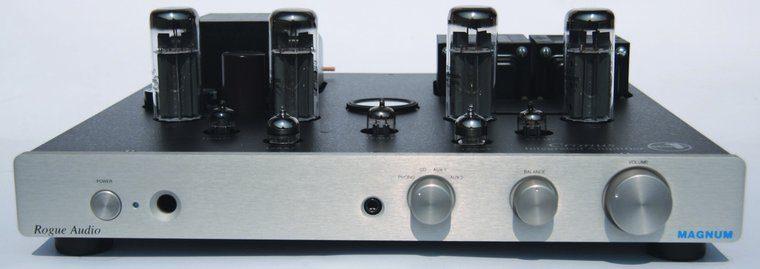 Rogue Audio Cronus Magnum Integrated Amplifier (TAS 209)