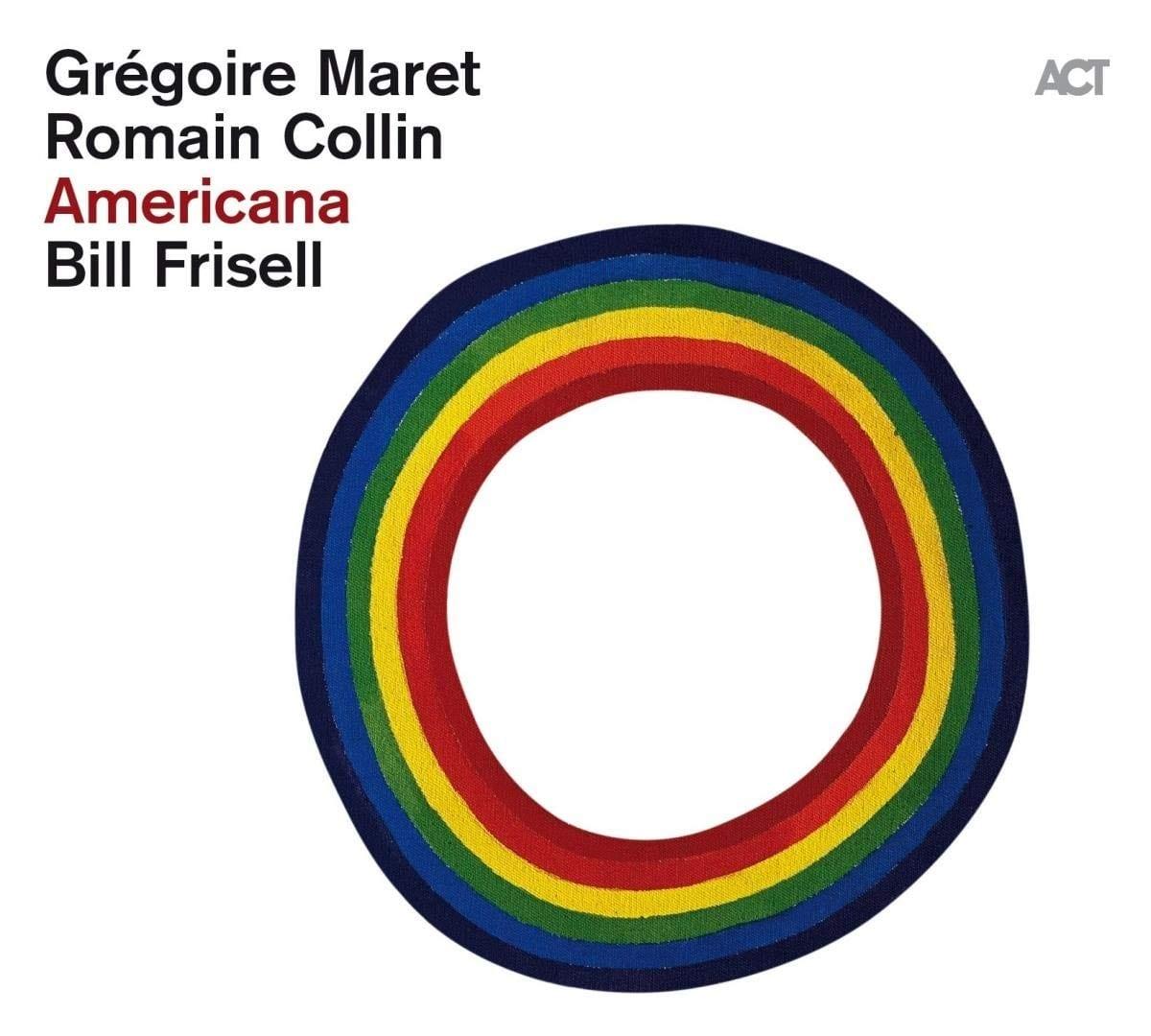Grégoire Maret: Americana