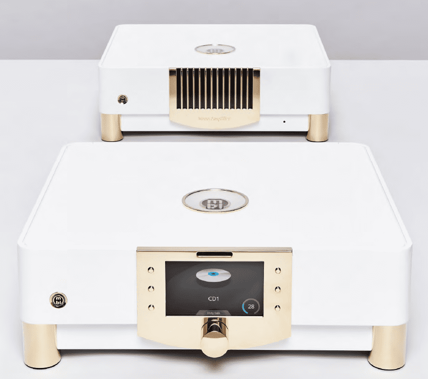 MBL Noble Line N11 Preamplifier and N15 Monoblock Amplifier