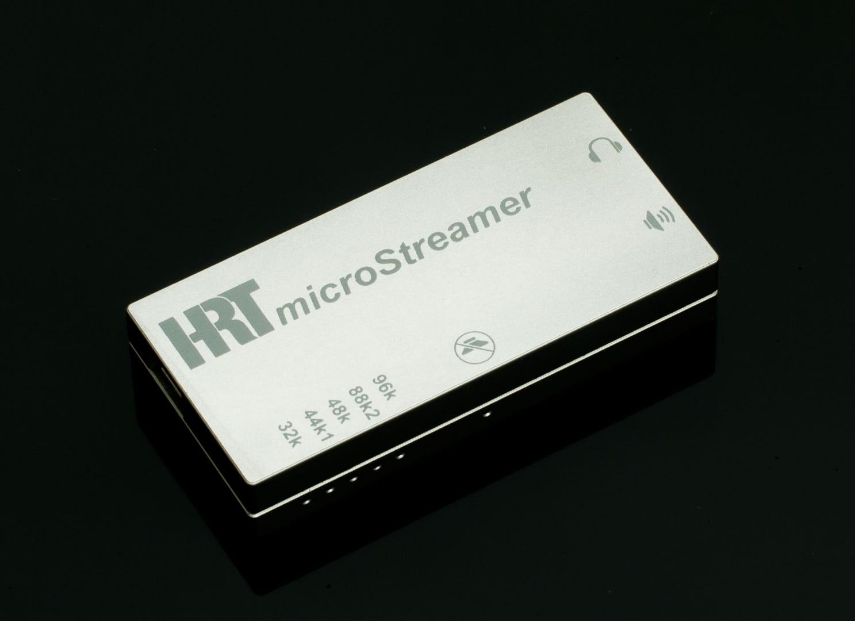 HRT microStreamer: Pocket Rocket