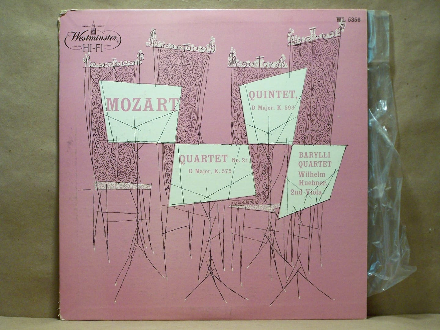 26th Annual Midwest Classical Record Show – 2013