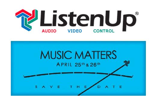 Denver Retailer ListenUp Hosts Music Matters 2018