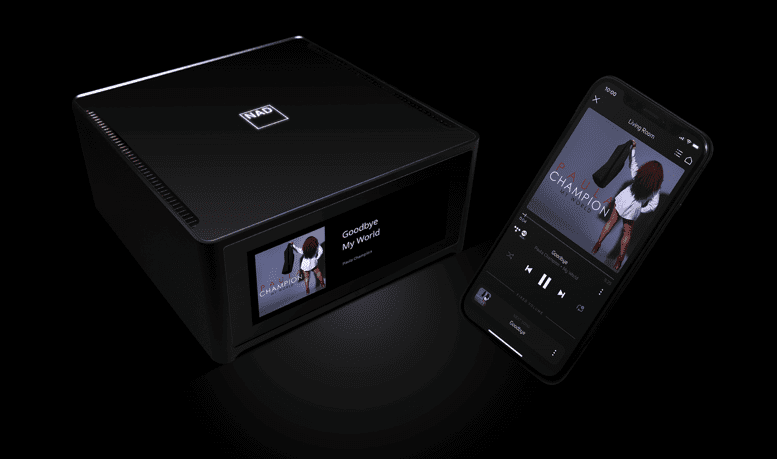 NAD Unveils Masters M10, BluOS Streaming Amplifier