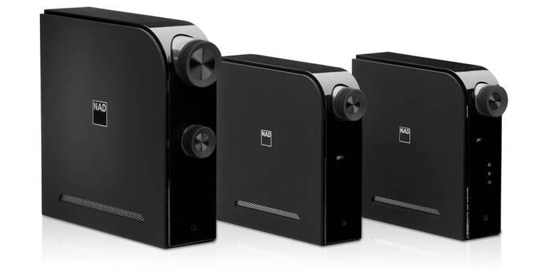 NAD Announces Trio of Groundbreaking Digital Audio Products