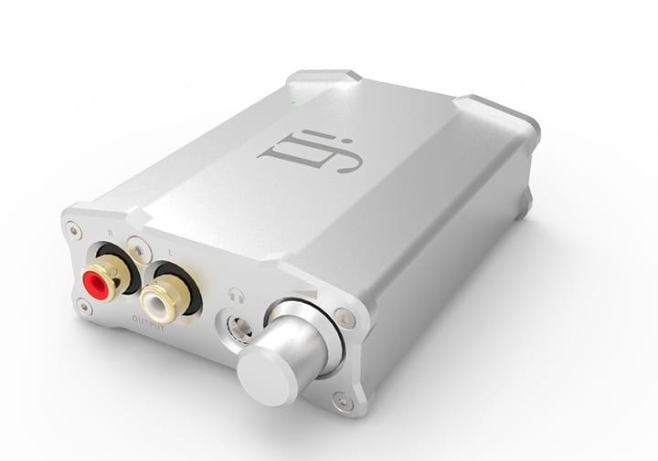 iFi Nano iDSD portable DSD DAC/headphone amplifier