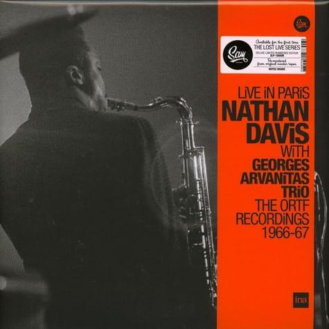 Nathan Davis Live