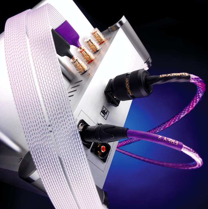 Nordost Frey 2 Speaker Cable and Interconnects