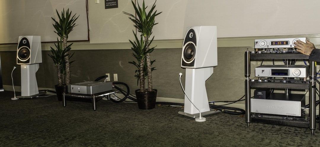 World/US Premiers from Wilson Audio, Vacuum Tube Logic, and Sonus Faber Highlight California Audio Show