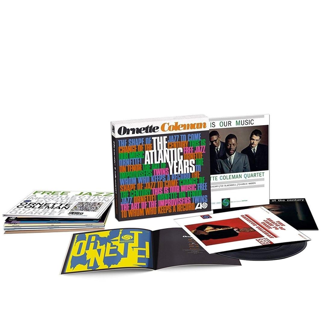 Ornette Coleman's The Atlantic Years