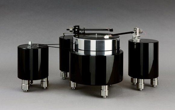 Da Vinci Audio Labs' AAS Gabriel/Da Vinci  MK II Turntable with Da Vinci Grand Reference Tonearm Grandezza