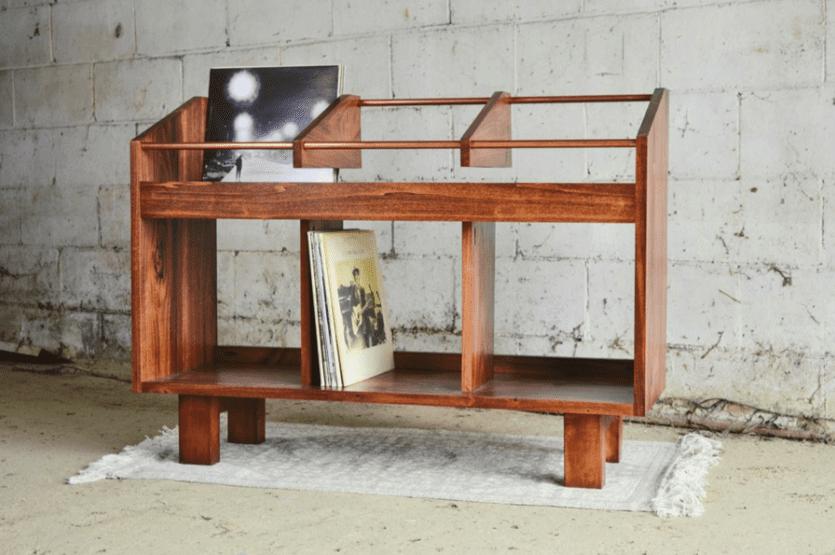 Prather Design Signature LP Storage Rack