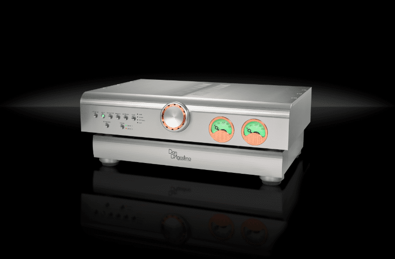 Dan D'Agostino Master Audio Systems Progression Stereo Amplifier and Preamplifier