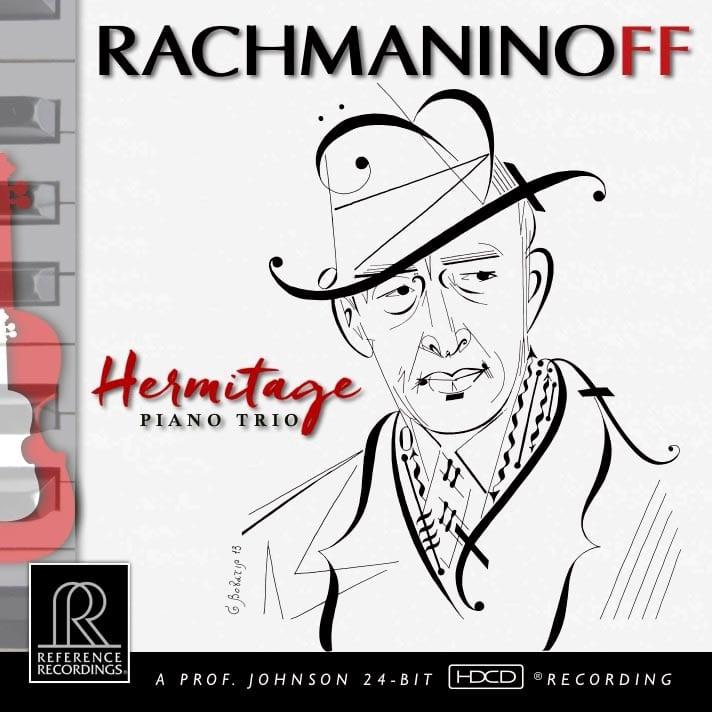 Rachmaninoff: Piano Trios Nos. 1 & 2. Vocalise