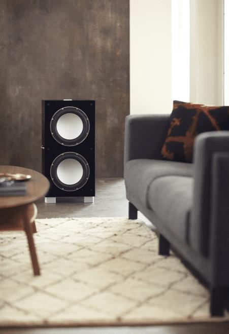 REL Acoustics 212/SE Sub-Bass System