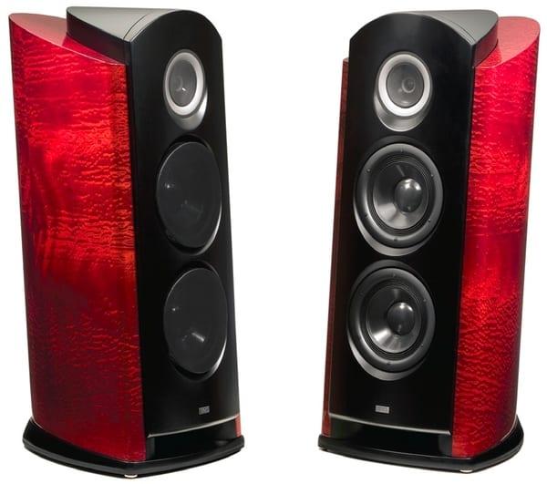 TAD Reference One Loudspeaker (TAS 218)