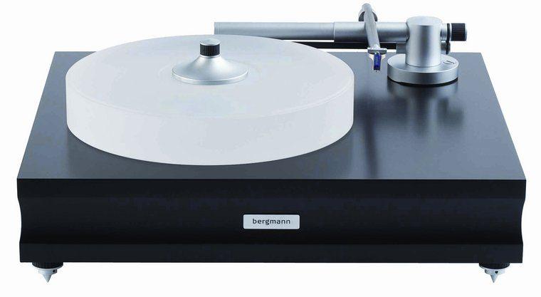 Bergmann Sindre Straightline Tracking Arm and Turntable (TAS 206)