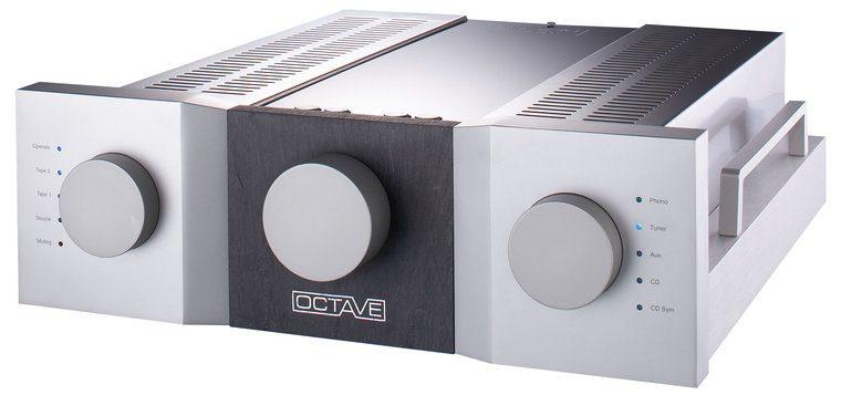 Octave Jubilee Mono Monoblock Amplifier & Preamplifier (TAS 212)