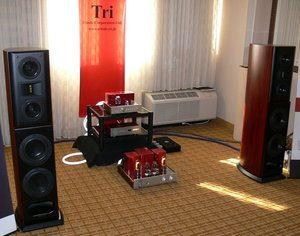 TAS at RMAF 2010: Chris Martens on Loudspeakers Priced Under $20,000